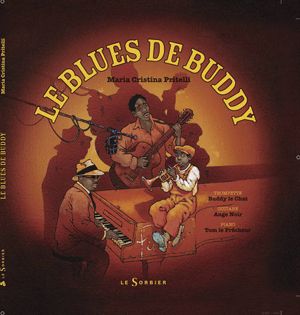 """Le Blues de Buddy"" de Maria Pritelli couverture"