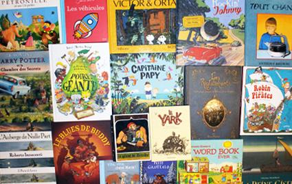Livres pour enfants albums jeunesse chroniques littéraires O. Carol