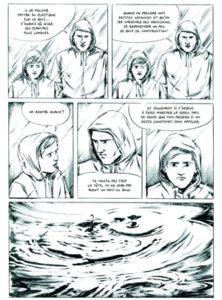 Sukkwan Island Vann Bienvenu roman adapté en BD roman graphique