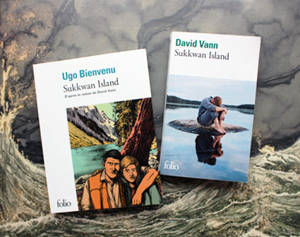 Sukkwan Island adaptation du roman de David Vann en BD roman graphique par Bienvenu