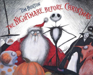 The nightmare before Christmas Tim Burton pastiche du poème de Clement Moore