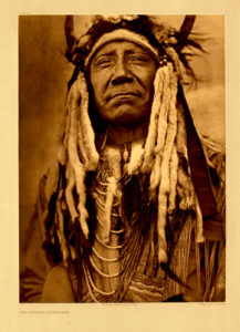 Two Moons Cheyenne Chief by Edward S. Curtis controversial collection North American Indian