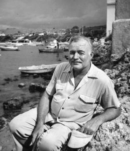 Hemingway à Cuba photo du Time