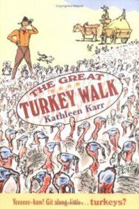 Great Turkey Walk de Kathleen Kaar Chronique littéraire O. Carol